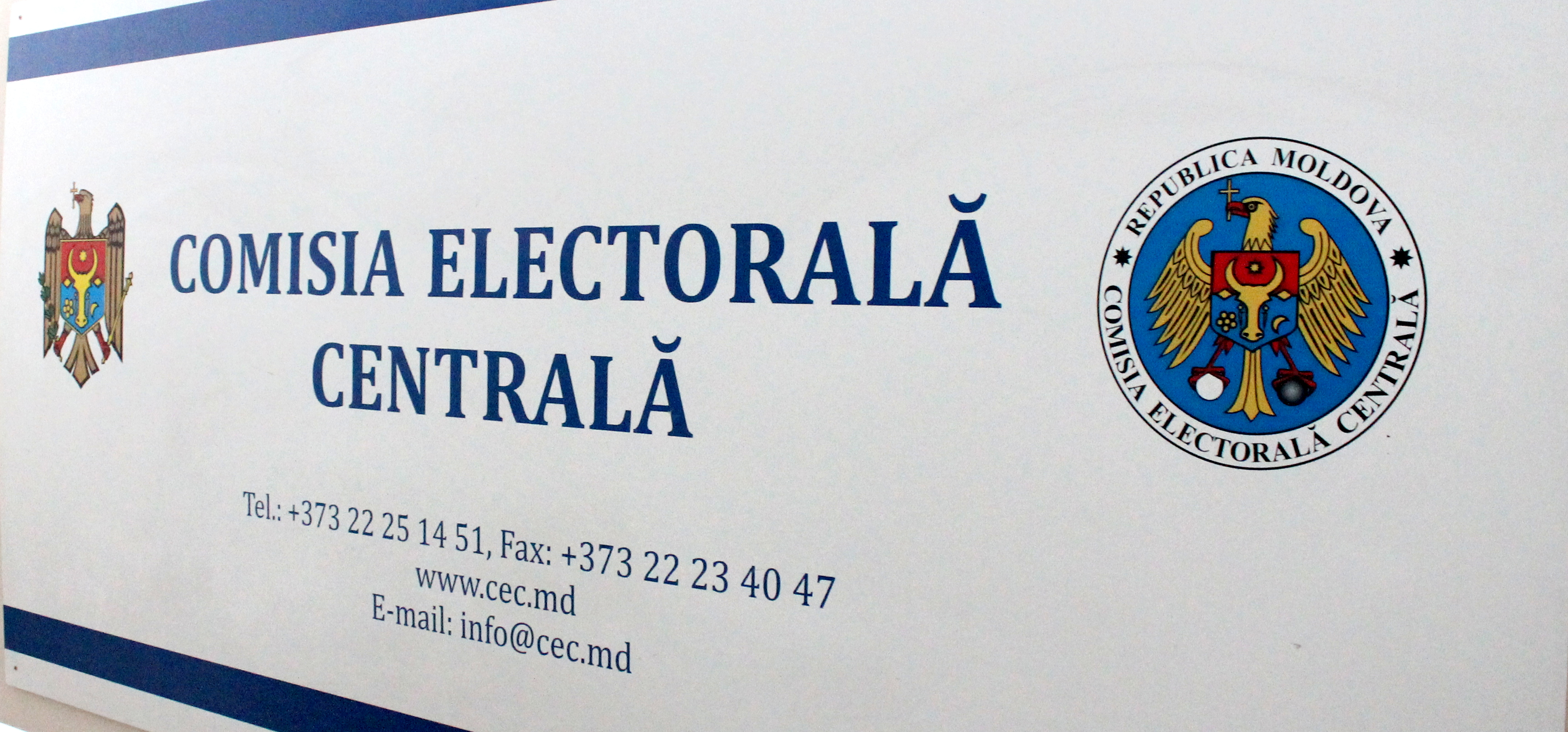 Today 25 January 2019 The Elect Campaign For Parliamentary Elections In Republic Of Moldova 24 February Has Officially Started