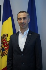 VOLENTIR ANDREI -  Member of the Central Electoral Commission