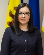 RUSSU ALINA – Chairperson of the Central Electoral Commission