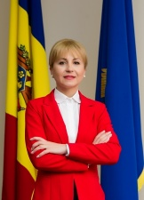 CIUBOTARU RODICA – Vice President of the Central Electoral Commission