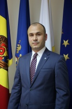 FILIPOV VADIM – Member of the Central Electoral Commission