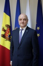 VLADIMIR SARBAN – Deputy Chairman of the Central Electoral Commission